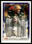 1995 Topps #34   -  Brett Favre 3000 YD Club Back Thumbnail