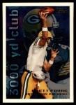 1995 Topps #34   -  Brett Favre 3000 YD Club Front Thumbnail