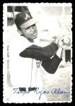 1969 Topps Deckle Edge #17  Felipe Alou    Front Thumbnail