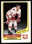 1976 O-Pee-Chee WHA #122  Wayne Connelly  Front Thumbnail