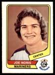1976 O-Pee-Chee WHA #46  Joe Noris  Front Thumbnail
