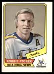 1976 O-Pee-Chee WHA #13  Robbie Ftorek  Front Thumbnail