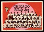 1959 Topps #94   White Sox Team Checklist Front Thumbnail
