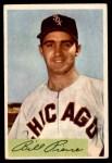 1954 Bowman #102  Bill Pierce  Front Thumbnail