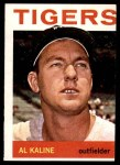 1964 Topps #250  Al Kaline  Front Thumbnail