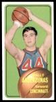 1970 Topps #21  Wally Anderzunas   Front Thumbnail