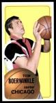1970 Topps #68  Tom Boerwinkle   Front Thumbnail