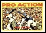 1972 Topps #251   -  Johnny Unitas Pro Action Front Thumbnail