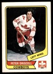 1976 O-Pee-Chee WHA #45  Peter Driscoll  Front Thumbnail