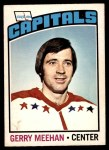 1976 O-Pee-Chee NHL #35  Gerry Meehan  Front Thumbnail