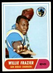 1968 Topps #11  Willie Frazier  Front Thumbnail