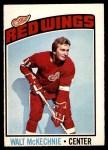 1976 O-Pee-Chee NHL #196  Walt McKechnie  Front Thumbnail