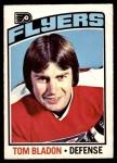 1976 O-Pee-Chee NHL #164  Tom Bladon  Front Thumbnail