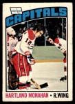 1976 O-Pee-Chee NHL #203  Hartland Monahan  Front Thumbnail