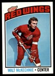 1976 Topps #196  Walt McKechnie  Front Thumbnail