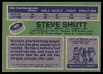 1976 Topps #59  Steve Shutt  Back Thumbnail