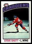 1976 Topps #59  Steve Shutt  Front Thumbnail