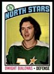 1976 Topps #198  Dwight Bialowas  Front Thumbnail