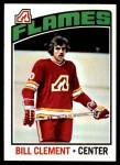 1976 Topps #82  Bill Clement  Front Thumbnail