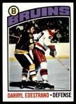 1976 Topps #179  Darryl Edestrand  Front Thumbnail