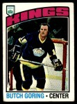 1976 Topps #239  Butch Goring  Front Thumbnail