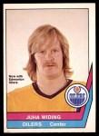 1977 O-Pee-Chee WHA #33  Juha Widing  Front Thumbnail
