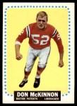 1964 Topps #14  Don McKinnon  Front Thumbnail