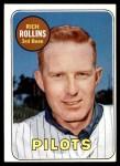 1969 Topps #451 YN Rich Rollins  Front Thumbnail