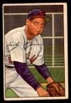 1952 Bowman #142  Early Wynn  Front Thumbnail