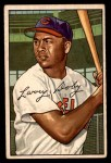 1952 Bowman #115  Larry Doby  Front Thumbnail