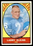 1967 Topps #49  Larry Elkins  Front Thumbnail