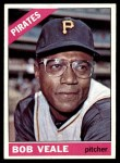 1966 Topps #425  Bob Veale  Front Thumbnail