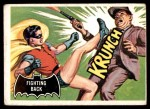 1966 Topps Batman Black Bat #30 BLK  Fighting Back Front Thumbnail