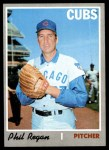 1970 Topps #334  Phil Regan  Front Thumbnail