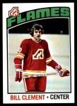 1976 Topps #82  Bill Clement  Front Thumbnail