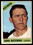 1966 Topps #86  John Bateman  Front Thumbnail