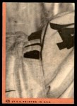 1969 Topps #435   -  Sam McDowell All-Star Back Thumbnail