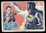 1966 Topps Batman Blue Bat Puzzle Back #1 PUZ  The Joker's Icy Jest Front Thumbnail