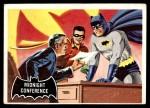 1966 Topps Batman Black Bat #4 BLK  Midnight Conference Front Thumbnail
