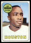 1969 Topps #35  Joe Morgan  Front Thumbnail