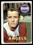 1969 Topps #32  Sammy Ellis  Front Thumbnail