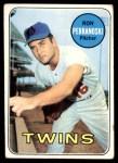 1969 Topps #77 LA Ron Perranoski   Front Thumbnail