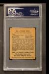 1948 Bowman #26  Frank Shea  Back Thumbnail