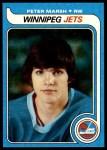 1979 Topps #147  Peter Marsh  Front Thumbnail