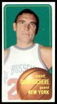 1970 Topps #135  Dave Debusschere   Front Thumbnail