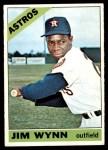 1966 Topps #520  Jim Wynn  Front Thumbnail