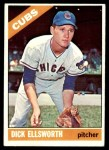 1966 Topps #447  Dick Ellsworth  Front Thumbnail