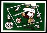1970 Fleer World Series #4   1907 Cubs vs. Tigers Front Thumbnail