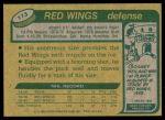1980 Topps #173  Willie Huber  Back Thumbnail