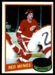 1980 Topps #173  Willie Huber  Front Thumbnail